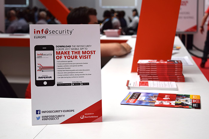 infosecurity app promotion