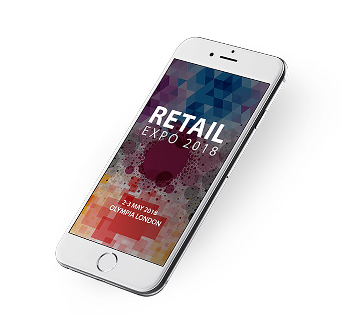retail expo mobile app