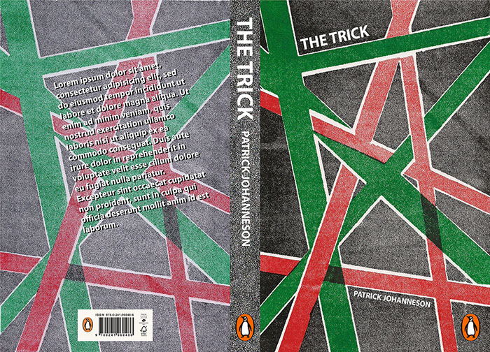 the trick book cover